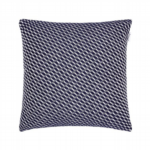 Yorkshire Wool Scatter Cushion - Midnight